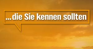 ... die Sie kennen sollten – Bild: NDR