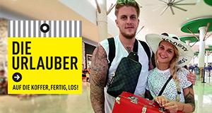 Die Urlauber – Auf die Koffer, fertig, los! – Bild: TVNOW