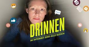 Drinnen - Im Internet sind alle gleich – Bild: ZDF