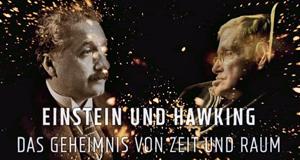 Einstein und Hawking – Bild: arte/Science Channel/BBC