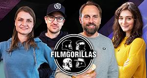 Filmgorillas – Bild: ZDF/Elbgorilla/Björn Lindenblatt