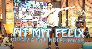 Fit mit Felix - Olympia im Kinderzimmer – Bild: BR Fernsehen