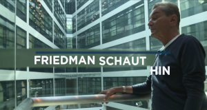 Friedman schaut hin – Bild: WELT