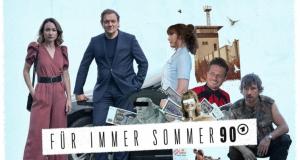 Für immer Sommer 90 – Bild: ARD Degeto/Manju Sawhney/Montage