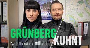 Grünberg und Kuhnt – Kommissare ermitteln – Bild: SAT.1/Nicole Adolph