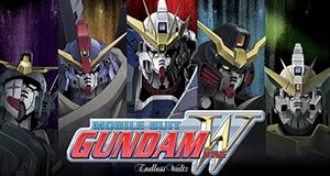 Gundam W – Bild: Sunrise Inc.