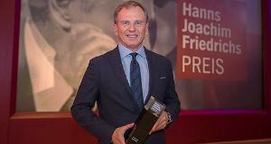 Hanns-Joachim-Friedrichs-Preis – Bild: ORF/Axel Herzig