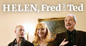Helen, Fred und Ted – Bild: NDR/BR/teamworx/Erika Hauri
