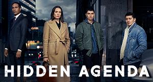 Hidden Agenda – Bild: ZDF/Pär Bäckstrand