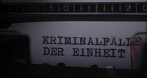 Kriminalfälle der Einheit – Bild: MDR