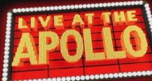 Live at the Apollo – Bild: BBC