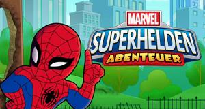 Marvel Superhelden Abenteuer – Bild: Marvel