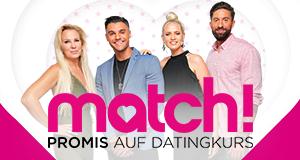 Match! Promis auf Datingkurs – Bild: RTL Zwei