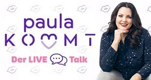 Paula kommt – Der LIVE Talk – Bild: sixx
