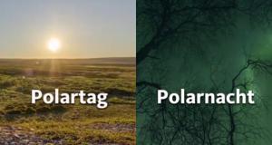 Polartag/Polarnacht – Bild: arte/WDR