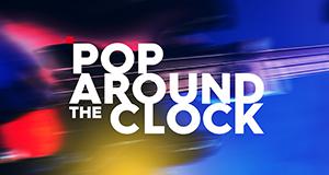 Pop Around the Clock – Bild: ZDF/3sat-Grafik/colourbox.de