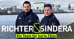 Richter & Sindera – Ein Team für harte Fälle – Bild: SAT.1/Nicole Adolph