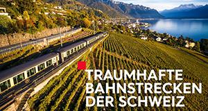 Traumhafte Bahnstrecken der Schweiz – Bild: ZDF/SRG