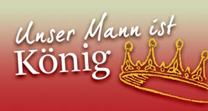 Unser Mann ist König – Bild: Studio Hamburg Enterprises