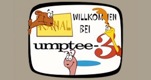 Willkommen bei Kanal Umptee-3 – Bild: K-Toon