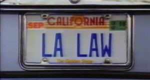 L.A. Law – Bild: NBC