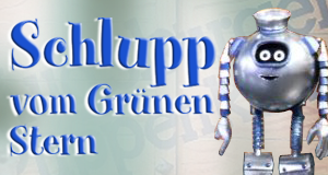 Schlupp vom grünen Stern – Bild: Lighthouse Home Entertainment