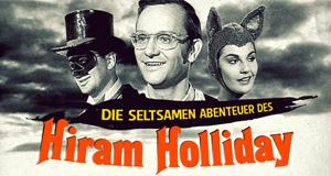Die seltsamen Abenteuer des Hiram Holliday – Bild: Alive - Vertrieb und Marketing/DVD