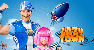 LazyTown - Los geht's – Bild: Lazy Town Entertainment
