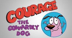 Courage der feige Hund