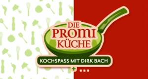 Die Promi-Küche - Kochspaß mit Dirk Bach und ... – Bild: Super RTL/Screenshot