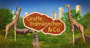 Giraffe, Erdmännchen & Co. – Bild: hr/Das Erste