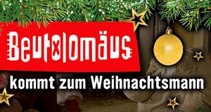 Beutolomäus kommt zum Weihnachtsmann – Bild: Universal/Music/DVD
