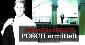 Staatsanwalt Posch ermittelt – Bild: RTL