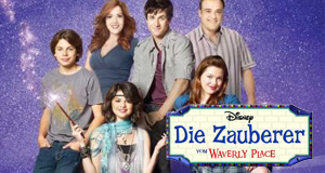 Die Zauberer vom Waverly Place – Bild: Disney Channel