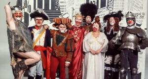 Lodynski's Flohmarkt Company – Bild: ORF