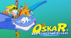 Oskar, der fliegende Flügel
