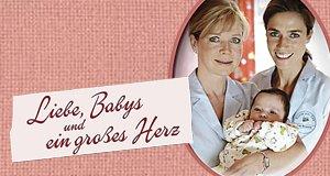 Liebe, Babys und… – Bild: ZDF/Erika Hauri