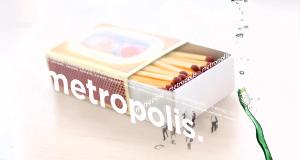 Metropolis – Bild: arte/Screenshot