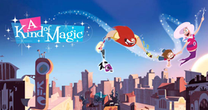 A Kind of Magic – Eine magische Familie – Bild: Xilam