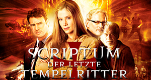 Scriptum – Der letzte Tempelritter – Bild: ProSieben Media AG © 2008 Templar Productions (Muse) Inc. All Rights Reserved