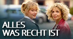 Alles was recht ist – Bild: ARD Degeto/Uwe Stratmann
