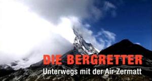 Die Bergretter – Unterwegs mit der Air Zermatt – Bild: SRF
