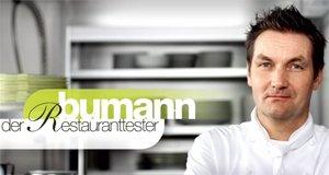 Bumann, der Restauranttester