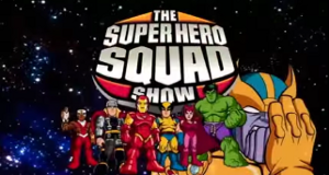 The Super Hero Squad Show – Bild: Marvel/Cartoon Network