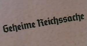 Geheime Reichssache – Bild: BR