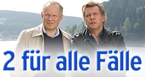 2 für alle Fälle – Bild: ARD Degeto/Marion v.d. Mehden