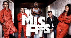 Misfits – Bild: E4