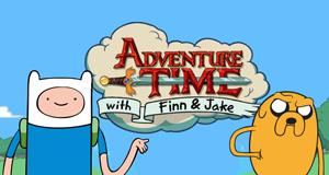 Adventure Time - Abenteuerzeit mit Finn und Jake – Bild: Cartoon Network