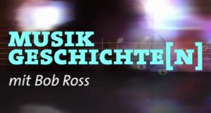Musikgeschichte(n) mit Bob Ross – Bild: ARD-alpha