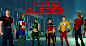 Young Justice – Bild: Cartoon Network